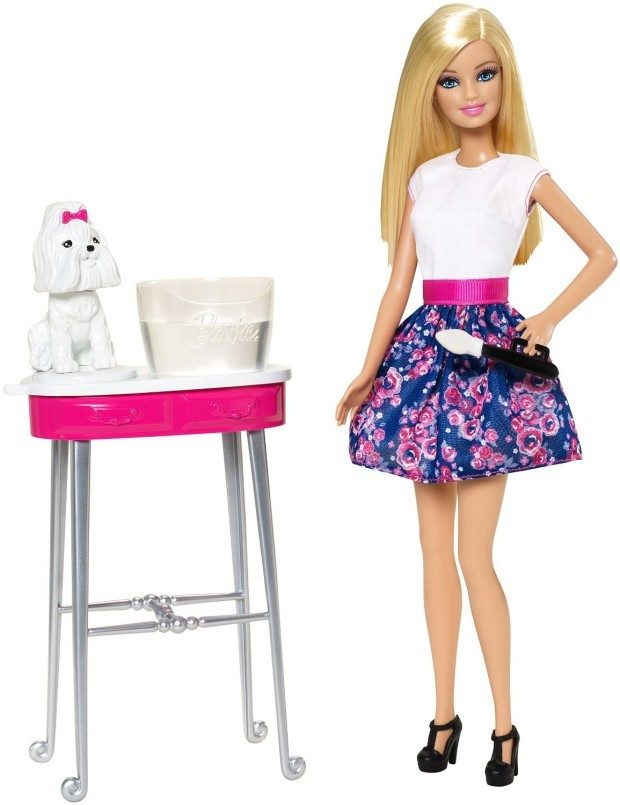 Barbie Color Me Cute Doll Just $9.98! (reg. $19.99)
