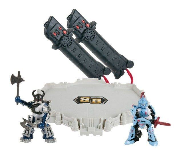 Battroborg Warrior Battle Arena- Knight vs Viking Just $10!! (reg. $69.99)