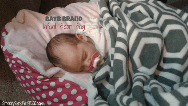 BayB Brand Infant Bean Bag Review!