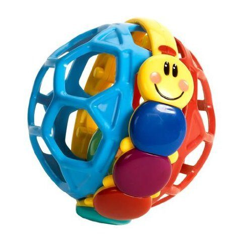 Baby Einstein Bendy Ball Only $3.99 Ships FREE!
