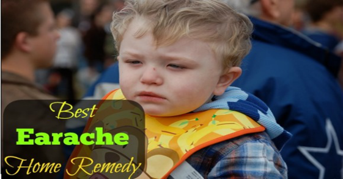 Earache Home Remedy Tried And True