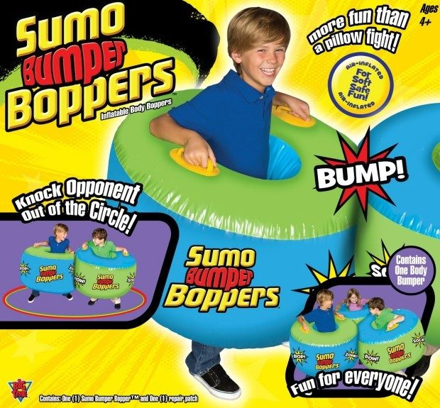 Sumo Bumper Boppers Just $9.98!