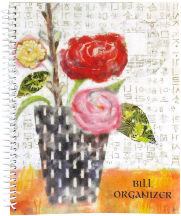 Bill Organizer With Pockets Only $5.19 + FREE Prime Shipping!