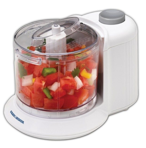 Black & Decker 1-1/2-Cup One-Touch Electric Chopper $12.13!