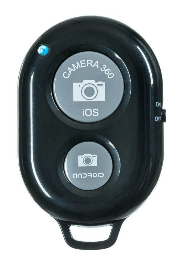 Bluetooth Camera Shutter Release Self Timer For Smart Phone Only $2.44 + FREE Shipping!