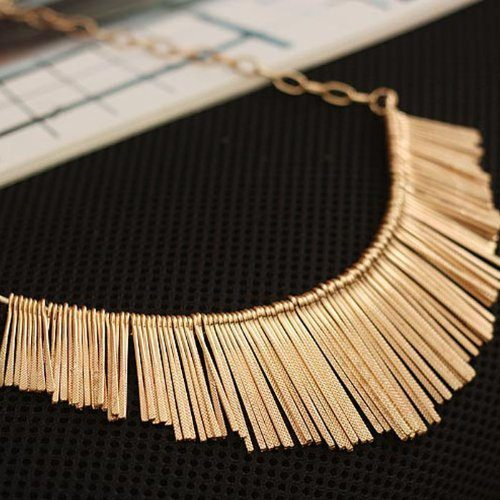 Bohemian Tassel Necklace Only $4.49 + FREE Shipping!