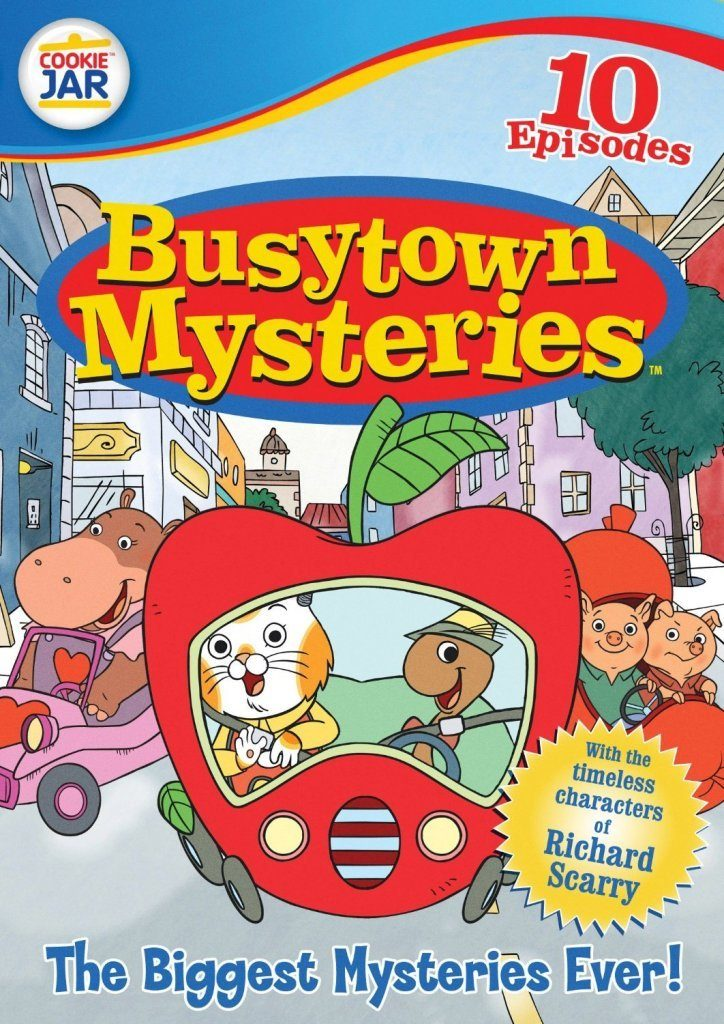 Busytown Mysteries The Biggest Mysteries Ever!