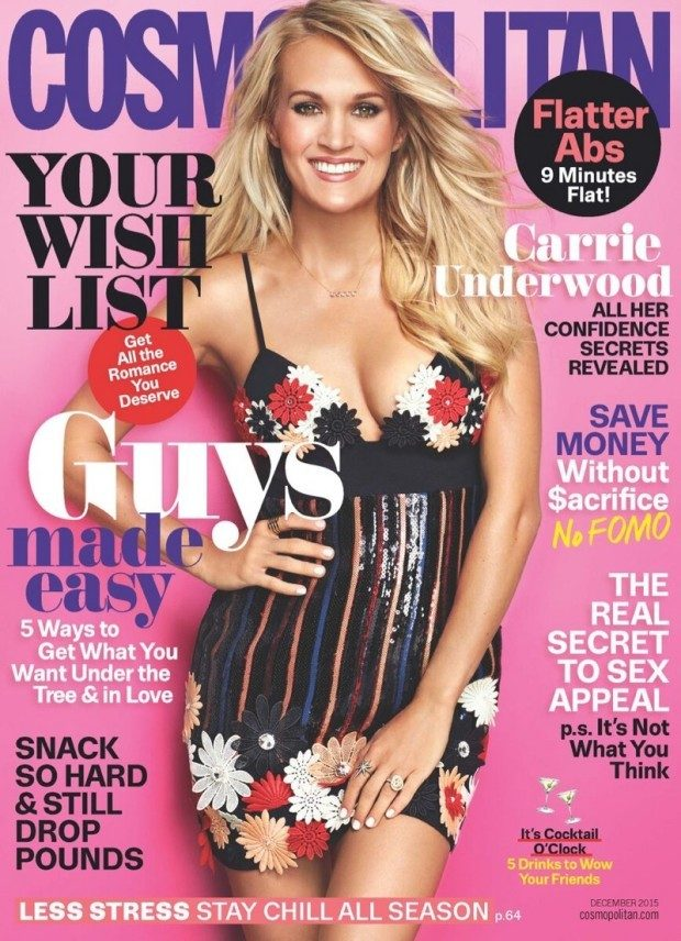FREE 2 Year Subscription to Cosmopolitan Magazine!