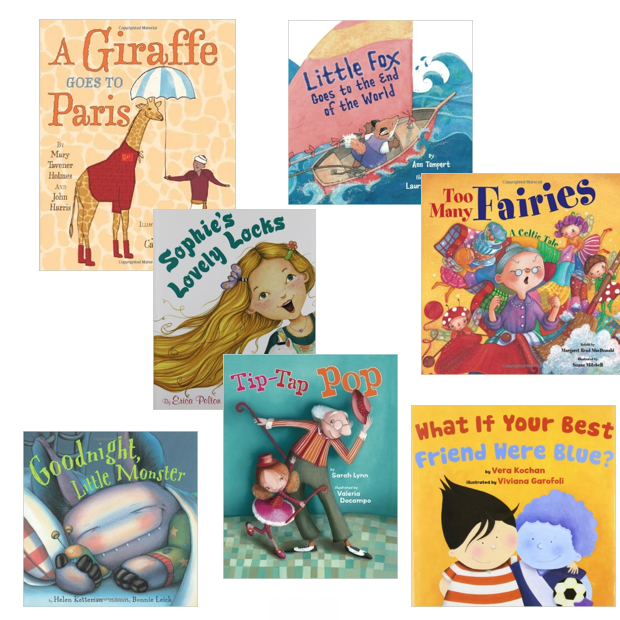Children's Books Starting At $3.99! (Up to 50% Off!)