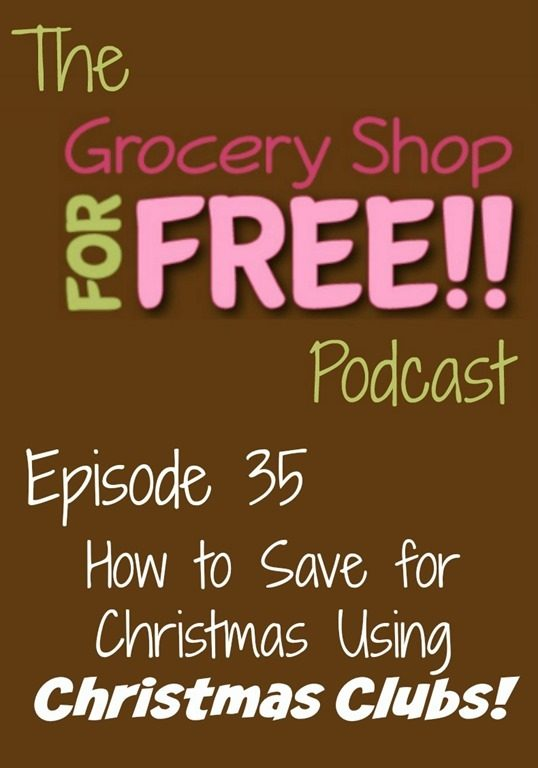 Episode 35: How to Save Using Christmas Clubs!