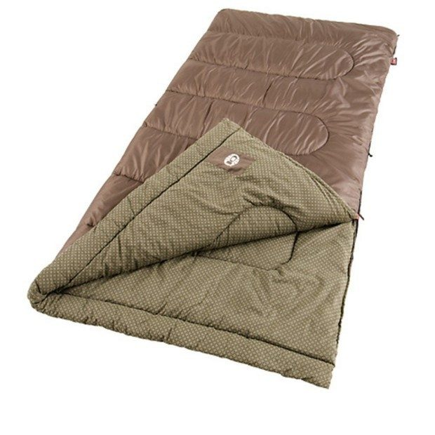 Coleman Oak Point Large Cool-Weather Sleeping Bag Just $29.58! (Reg. $59.99)