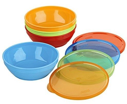 8-Piece Gerber Graduates Bunch-a-Bowls Just $3.83!