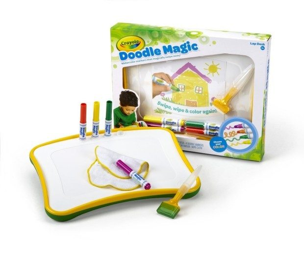 Crayola Doodle Magic Lap Desk Just $10.90! (reg. $19.99)
