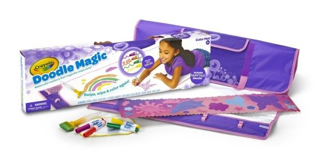 Crayola Mat-Fairytale Doodle Magic Color Marker Just $7.78! (reg. $32.99)