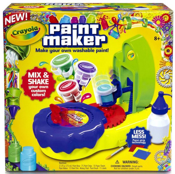Crayola Paint Maker