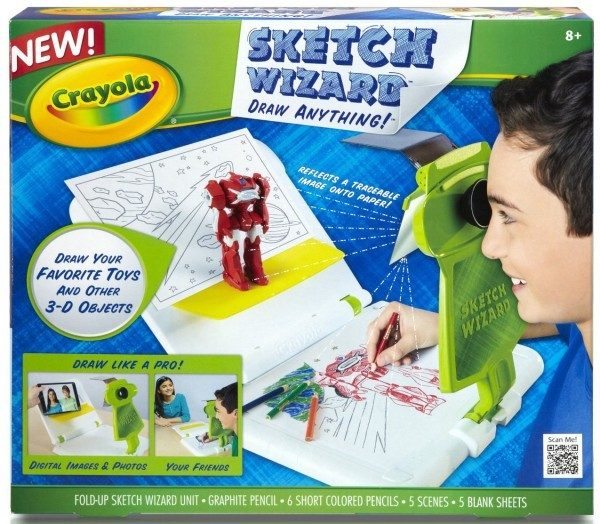 Crayola Sketch Wizard Just $5.99! (reg. $24.99)