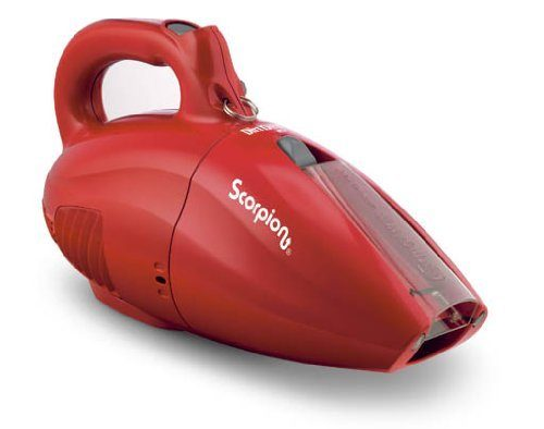 Dirt Devil Scorpion Quick Flip Corded Bagless Handheld Vacuum Just $17.54! Best Price!