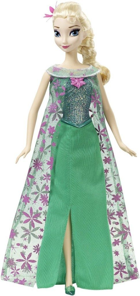 Disney Frozen Fever Singing Elsa Doll Just $9.48! (reg. $24.99)