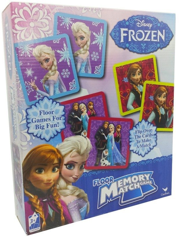 Disney Frozen Floor Memory Match Just $3.87!