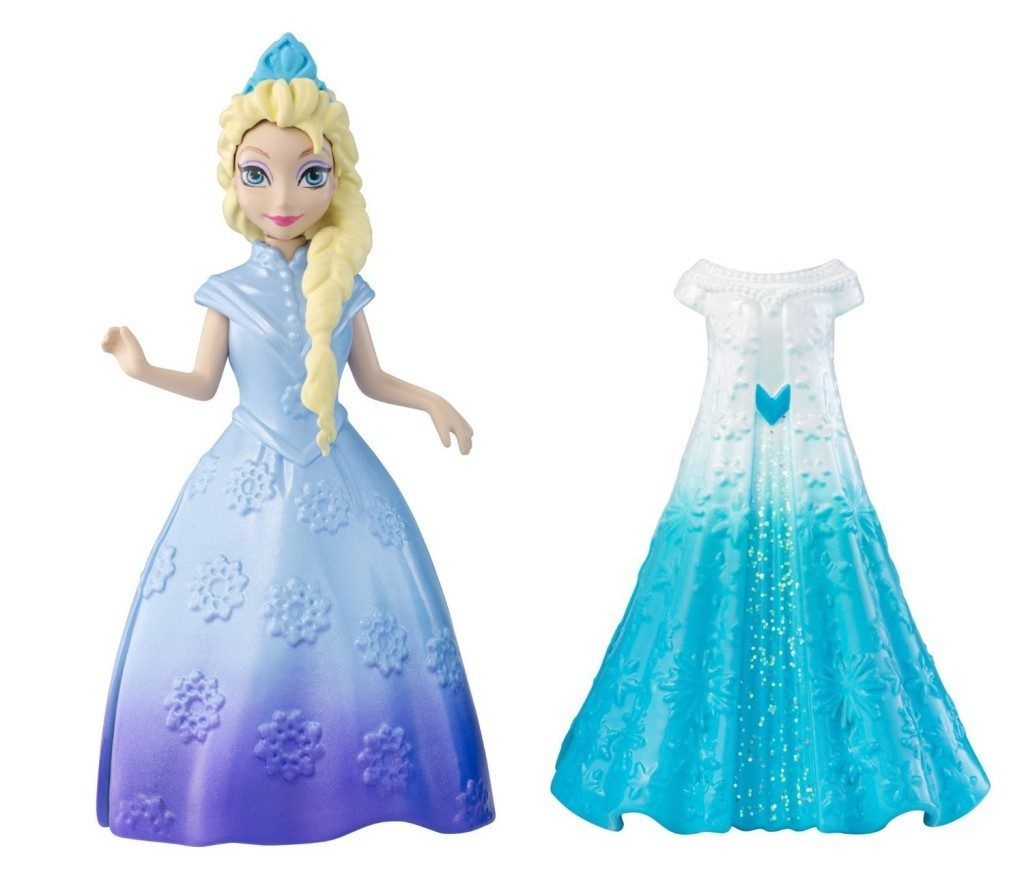 Disney Frozen Magiclip Anna and Elsa Dolls Just $5.21!
