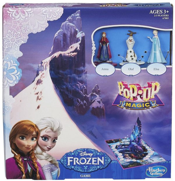 Disney Frozen Pop-Up Magic Game