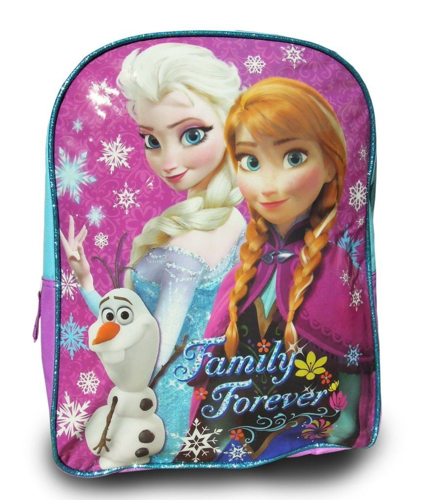 Disney Frozen Princess Elsa Sparkle Backpack