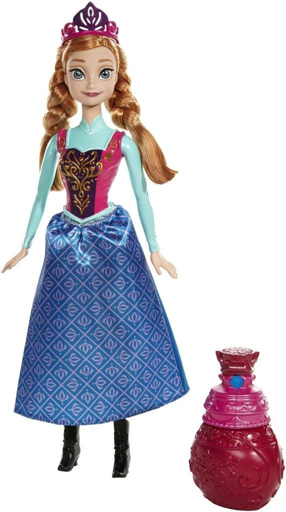 Disney Frozen Royal Color Change Anna Doll Only $6.73 (Reg. $21)!