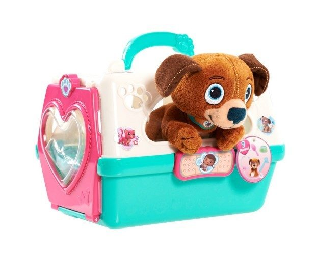 Disney Pet Vet Carrier Playset Just $17.99!