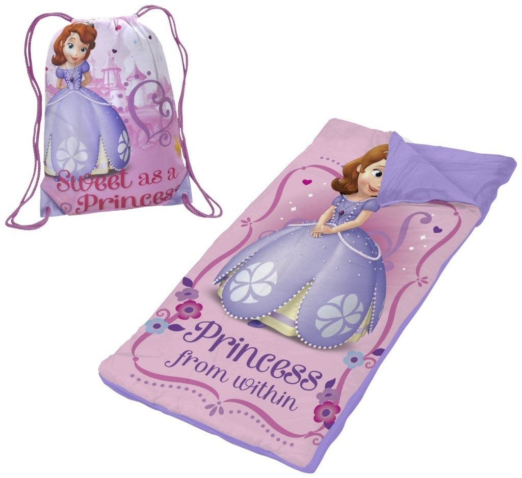 Disney Sofia The First Slumber Bag Set Just $9.98 (reg. $19.99)!
