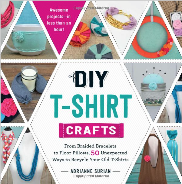 DIY T-Shirt Crafts Only $10.44!