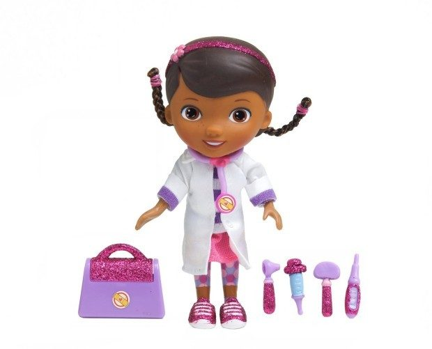 Doc McStuffins Time for a Check-Up Doll Set Just $6.19!