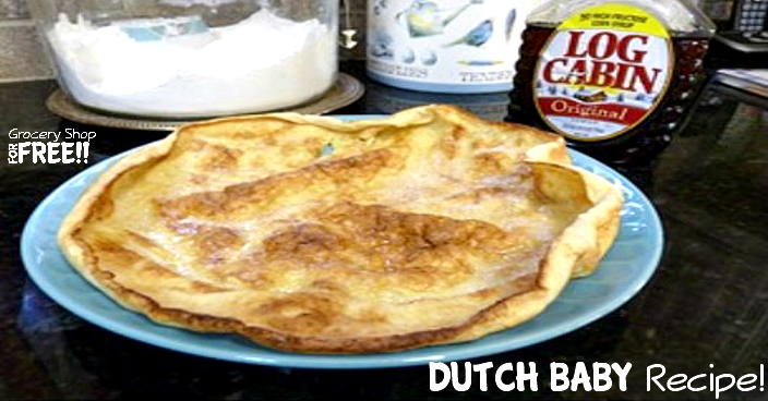 Dutch Baby Recipe!
