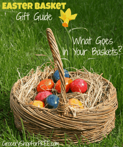 Easter Basket Gift Guide!