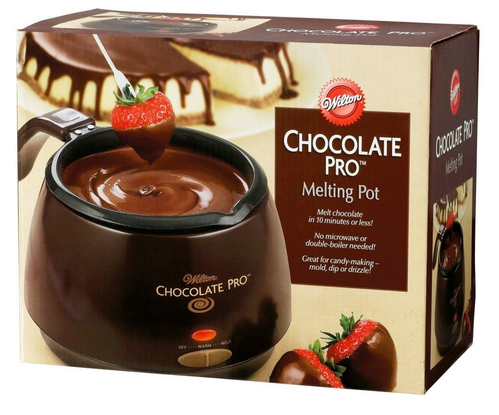 Wilton Chocolate Pro Electric Melting Pot Only $18.67!