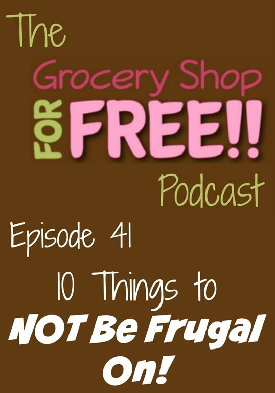 10 Things You Should NOT Be Frugal On!