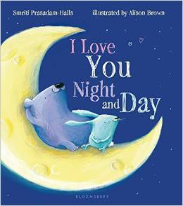 FREE I Love You Day and Night Storytime at Barnes & Noble