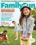 1 Year Subscription To Family Fun Magazine Only $3.75!