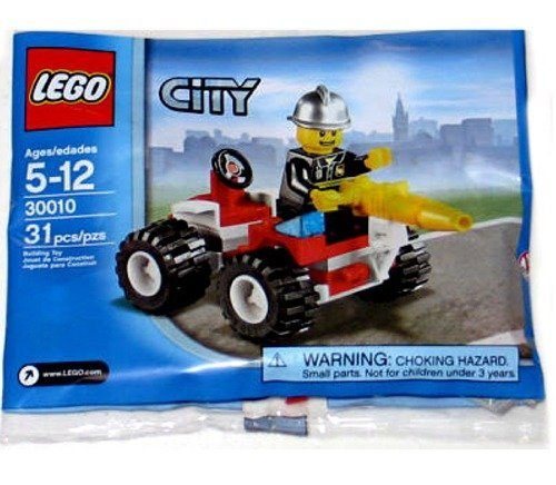 LEGO City Exclusive Mini Figure Fire Chief Just $6.70 Ships FREE!