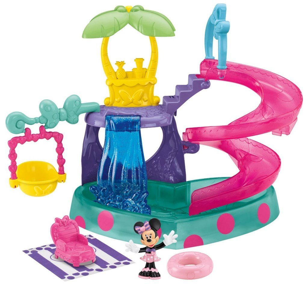 Fisher-Price Disney Minnie's Polka Dot Pool Party