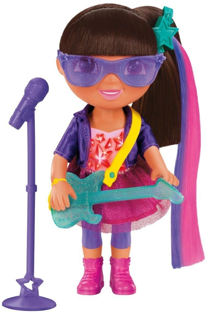 Fisher-Price Dora Rocks Sing and Shine Dora