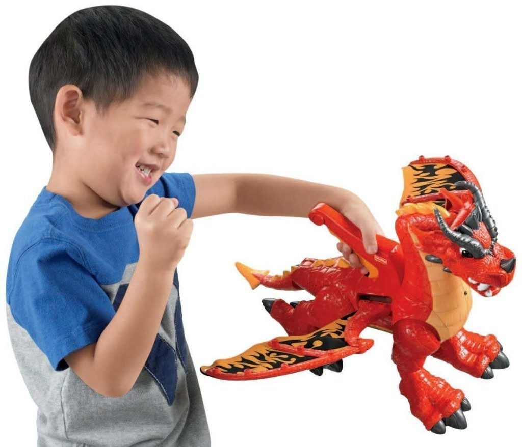 Fisher-Price Imaginext Castle Dragon