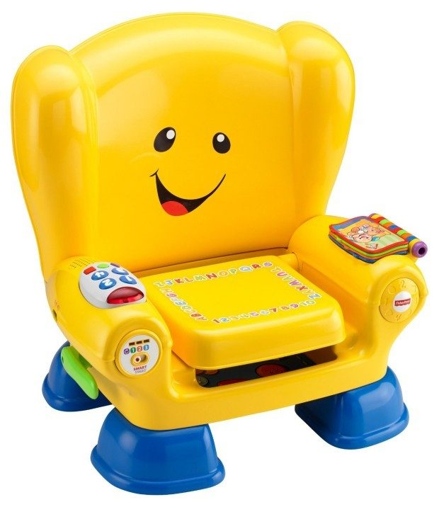 Fisher-Price Laugh & Learn Smart Stages Chair Just $24 Down From $40!