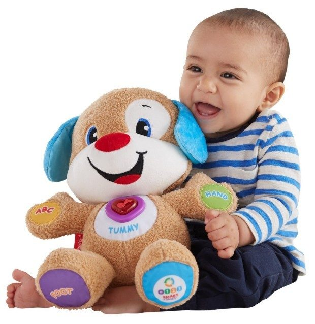 Fisher-Price Laugh & Learn Smart Stages Puppy Toy Just $9.99!