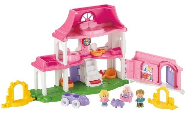 Price Drop! Fisher-Price Little People Happy Sounds Home Just $15.96! (reg. $39.99)