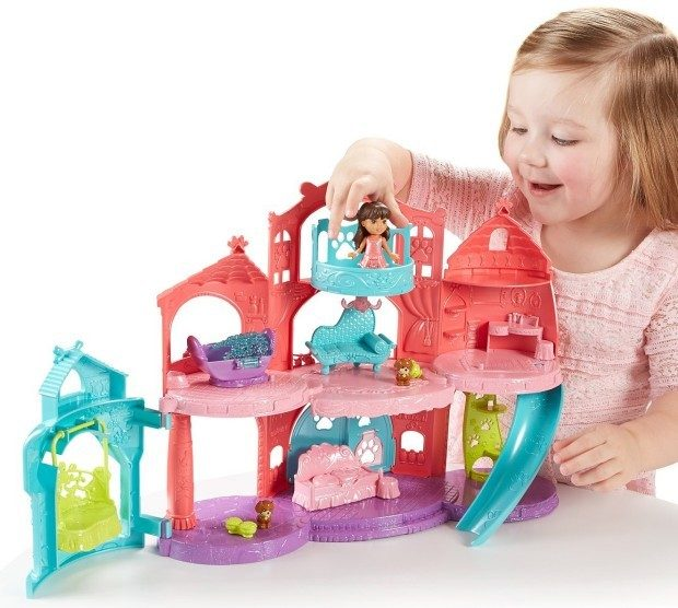 Fisher-Price Nickelodeon Dora and Friends Puppy Palace Adventure Just $14! (reg. $34.99)