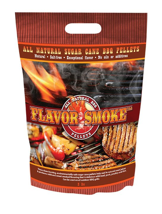 FREE Flavor Smoke Gourmet Smoker Pellets Sample!