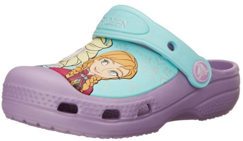 Crocs Girls' CC Frozen Clog Just $14.99 Down From $34.99!
