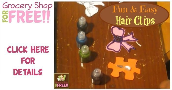 Fun And Easy Hair Clips!