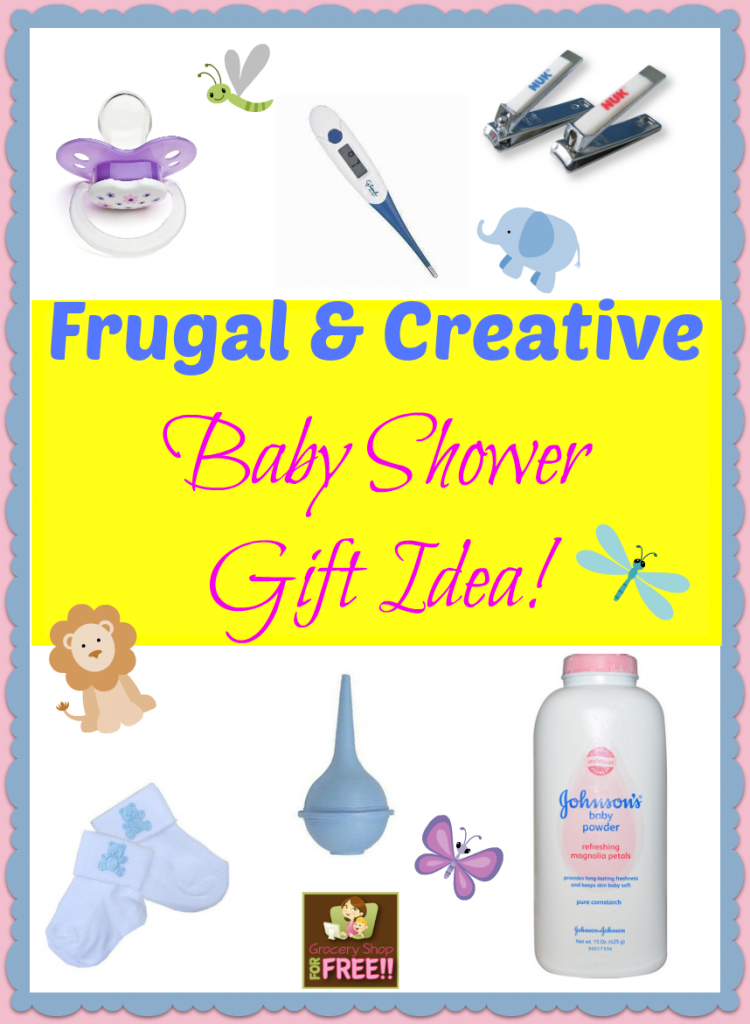 Fun Frugal Meaningful Gift Ideas Baby Shower Gift