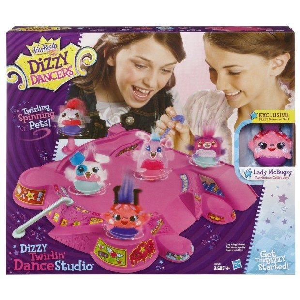 Furreal Friends Dizzy Dancers Deluxe Dance Studio Just $11!